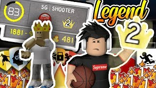 PLAYING ON A LEGENDS ACCOUNT! *SG SHOOTER LEGEND RB WORLD 2*