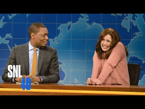 Weekend Update: Romantic Comedy Expert – Saturday Night Live
