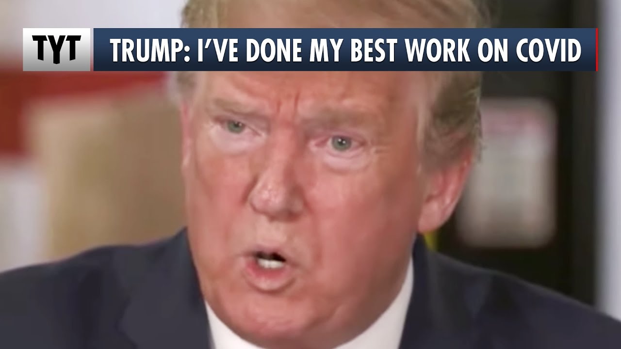 Trump: My Best Work Has Been On COVID-19 thumbnail