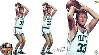 Larry Bird (Who's Really The G.O.A.T) NBA Legends