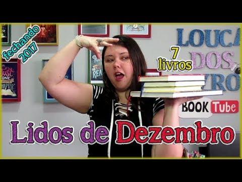 LEITURAS DE DEZEMBRO DE 2017 | Louca dos livros 2018