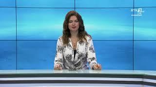 RTK3 Lajmet e orës 09:00 14.10.2021