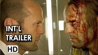 Hummingbird - International Trailer - Jason Statham