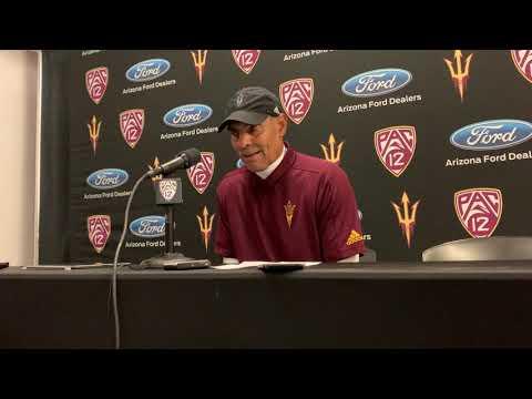 Herm Edwards on ASU loss to Utah 10/19/2019