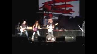 Baron rojo en vivo en Groove (15-6-13)
