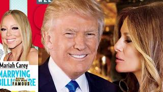 MELANIA TRUMP - Before The Were Famous - BIOGRAPHY