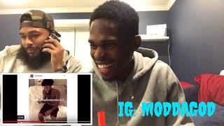 CHRIS RAP DISS RESPONDING TO QUEEN NAIJA MEDICINE - REACTION FEAT CLARENCENYC 🌶🌶