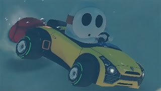 Mario Kart 8 - Leaf Cup 200cc - 3 Star Rank
