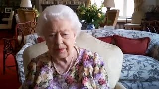 video: Queen chats with carers in video call alongside Princess Royal - a first as part of her royal duties