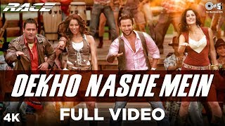 Dekho Nashe Mein Full Video | Race | Shaan, Sunidhi