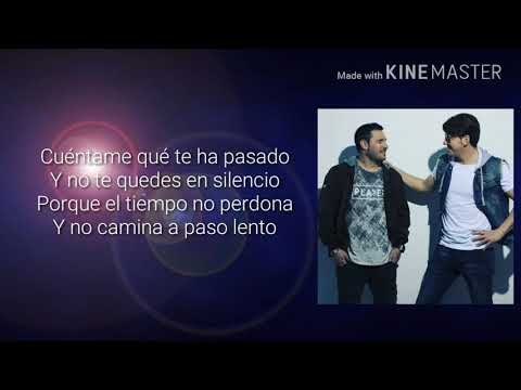 Para que bailes conmigo - Andy y Lucas ft. Dr. Bellido (letra)