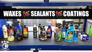 What's better?  Wax, sealant or ceramic coating?