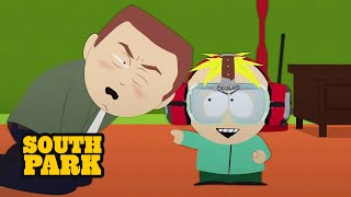 I'M A BAAAAD MAN!!! -  South Park