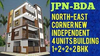 JP Nagar For Rent & Lease 2BHK Independent Floor Home near Royal Meenakshi Mall