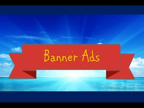 Banner Ads Basics For Online Marketing
