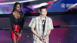 Kris Wu - July, Deserve & Double 11 Day With Pharrell Williams At Double 11 Carnival Night