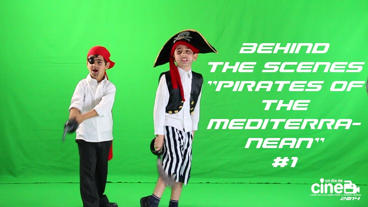 "Behind the Scenes of ""Pirates of the Mediterranean"" #1"