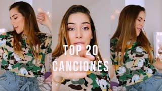 TOP 20 CANCIONES | CANCIONES QUE TE TIENES QUE DESCARGAR