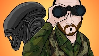 HIDING FROM AN ALIEN! - CSGO Hide and Seek Funny Gameplay Moments