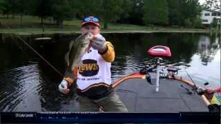 Lake Bistineau LA Bass Fishing Southwest Outdoors Report #9 - 2012 Season