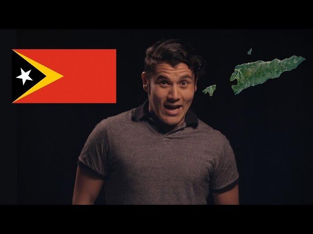 Videouttalande av timor-leste Engelska
