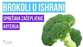 Brokoli je Prirodni Lek za Sprečavanje Začepljenja Arterija