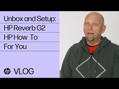 Unboxing en setup voor Reverb G2