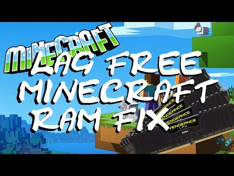 How To Allocate More Ram To Minecraft 2018 Version 1 12 Minecraft Blog