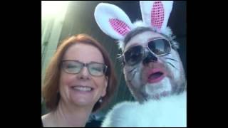 "Julia Gillard Blasted for ""Misogynist"" Hypocrisy (24/3/13)"