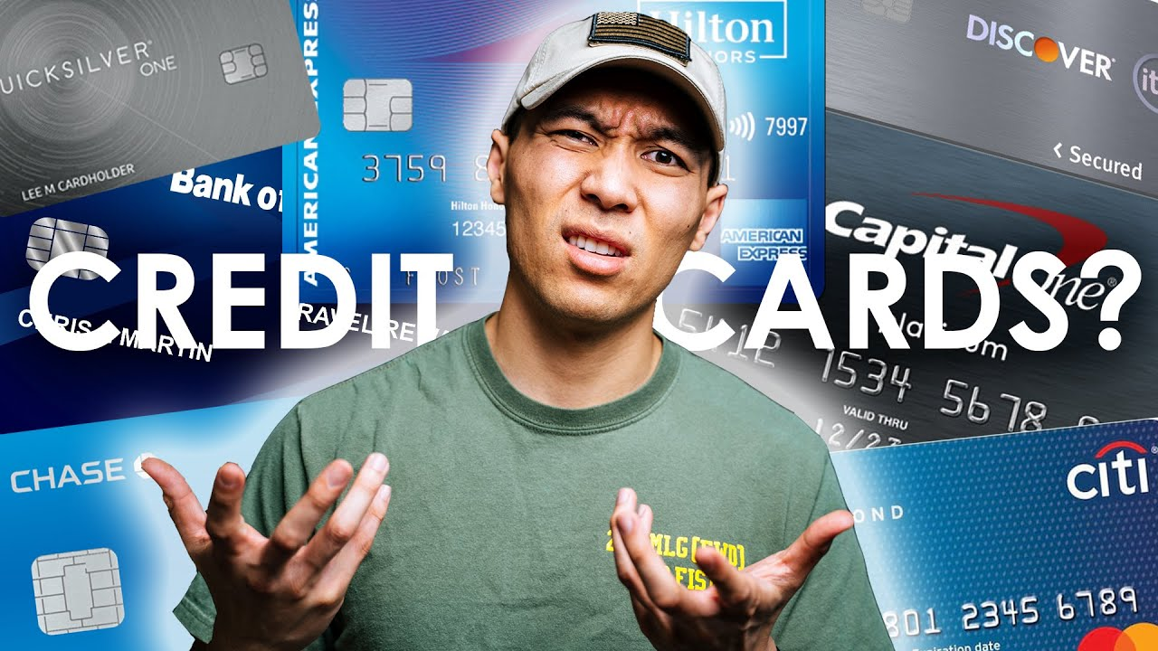 BEST Credit Cards For NEW Armed Force Members (2020) thumbnail