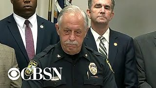 """""""Today is Virginia Beach's darkest hour"""": Officials give update on deadly shooting"""