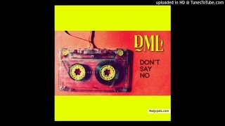 Don't Say No   Fireboy DML