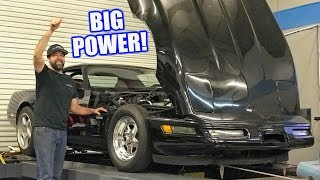 My Dads Legendary Corvette Hits The Dyno After 20 Years! What Will It Make?