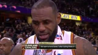 Warriors vs Cavaliers: Game 6 NBA Finals - 06.16.16 Full Highlights