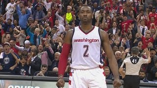 John Wall Game Winner Forces Game 7! Celtics Wizards Game 6