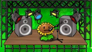 """Plants vs Zombies - Main theme song - """"Theres a Zombie on your lawn"""" Masterpiece"""