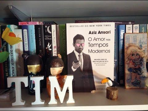 Opinião   O Amor nos Tempos Modernos de Aziz Ansari