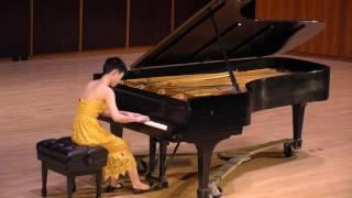 Junior Recital - Kelene Lee, piano - April 17, 2017