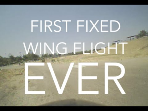 first-fixed-wing-experience--rmrc-nano-skyhunter-fpv
