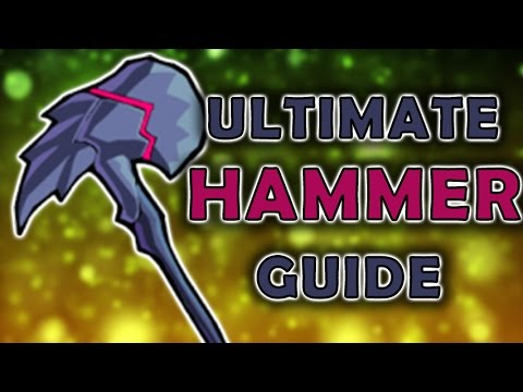 Ultimate Hammer Guide – Tips and Tricks – Brawlhalla