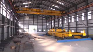 30-5 Ton Double Girder Overhead Crane Manufacturer In Ahmedabad, Gujarat, India. - TACKLERS