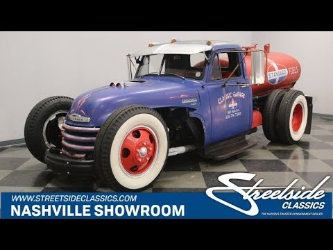 Video of Classic 1951 Chevrolet Pickup - $23,995.00 Offered by Streetside Classics - Nashville - P1VF