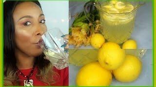 STOP! YOU ARE MAKING A BIG MISTAKE DRINKING LEMON WATER LIKE THAT, HOW TO MAKE LEMON WATER  K.Beauty   Kholo.pk