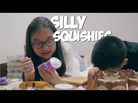 SILLY SQUISHIES COLLECTION