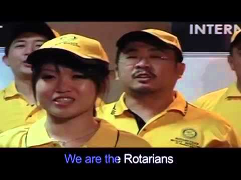 We are the Rotarians