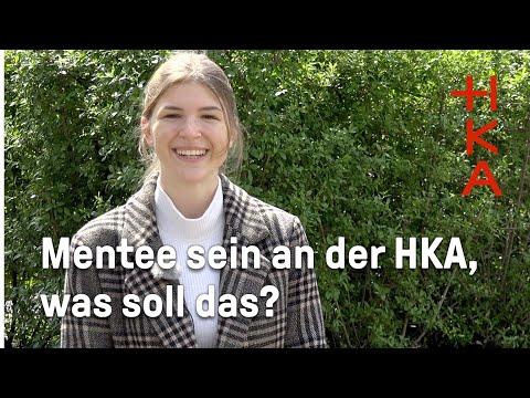 So hilft die HKA: werde Mentee!