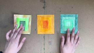 Artistic Styles: Josef Albers | Make Art At Home