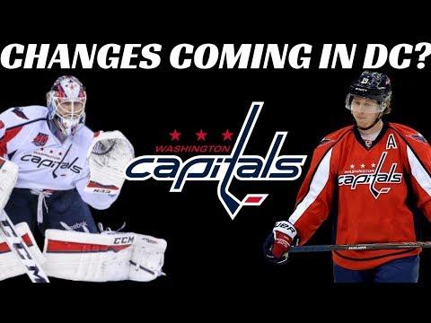 What's Next for the Washington Capitals? 2019 Off Season Plan