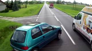 Ku Przestrodze #2   Kolizje I Wypadki Na Polskich Drogach