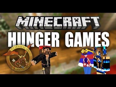 Minecraft Hunger Games /w MissAllee & QuickBASICmen